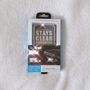 Speck iPhone 11 Pro Clear Case